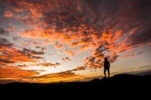 Sunset for mental health